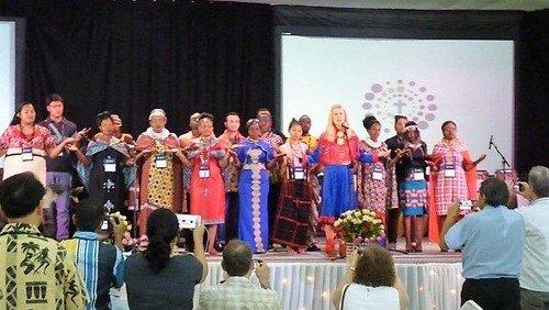 """Weltmissionskonferenz in Arusha """"Vom Geist bewegt-zu verwandelnder Nachfolge berufen"""""""