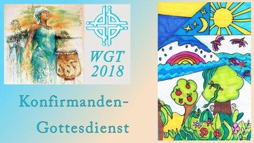 Weltgebetstag 2018 - Surinam