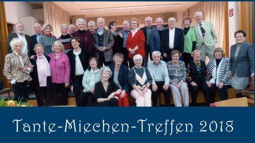 Tante-Miechen-Treffen 2018