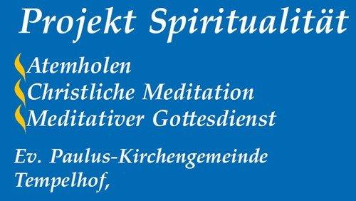 Projekt Spiritualität