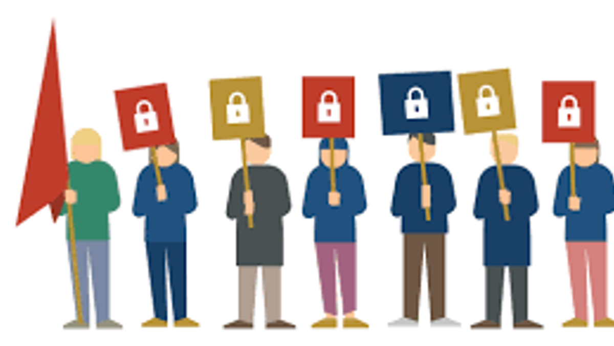 Blog: Kan kirken lockoutes?