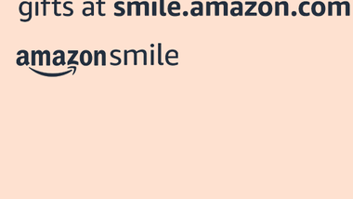 Smile! You use Amazon!