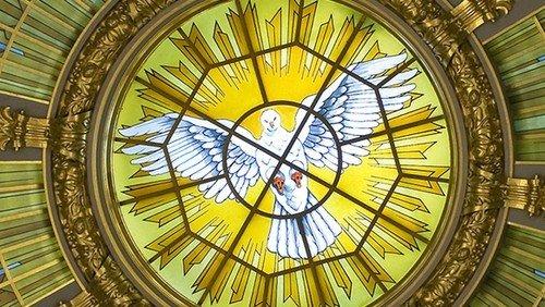 Die tröstende Kraft des heiligen Geistes - Gedanken zu Pfingsten