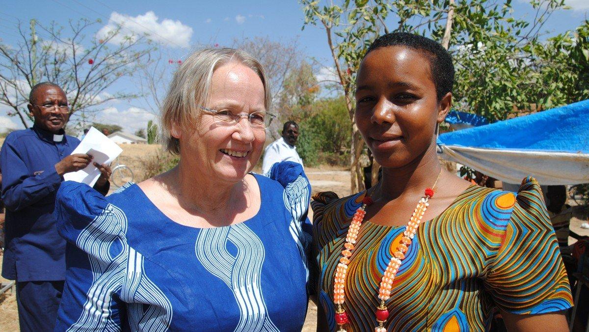 Christen in Tansania