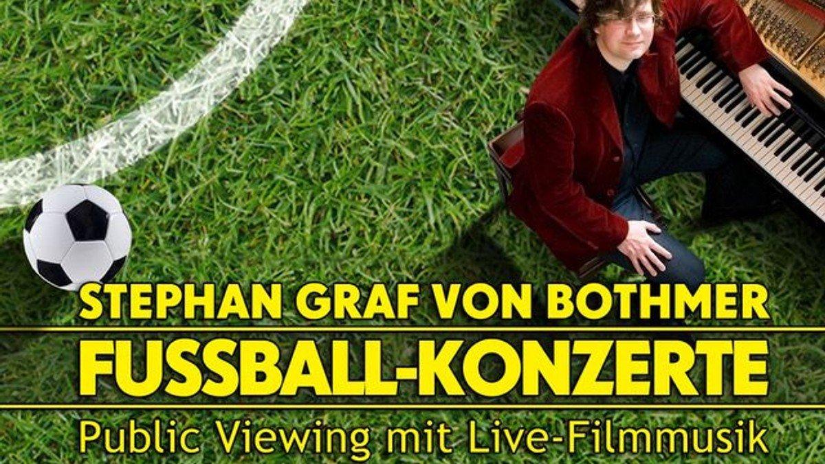 Fussball-Konzerte: Public Viewing mit Live-Filmmusik