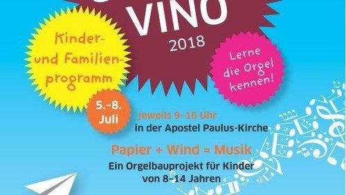 Hallo Örgel! Sommerferienprogramm 2018 in der SchönenMitte