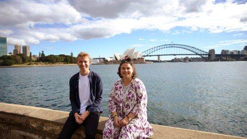 Den første tid i Sydney