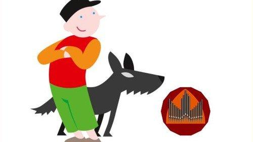 """""""Peter und der Wolf"""" – ein Familien-Orgelkonzert"""