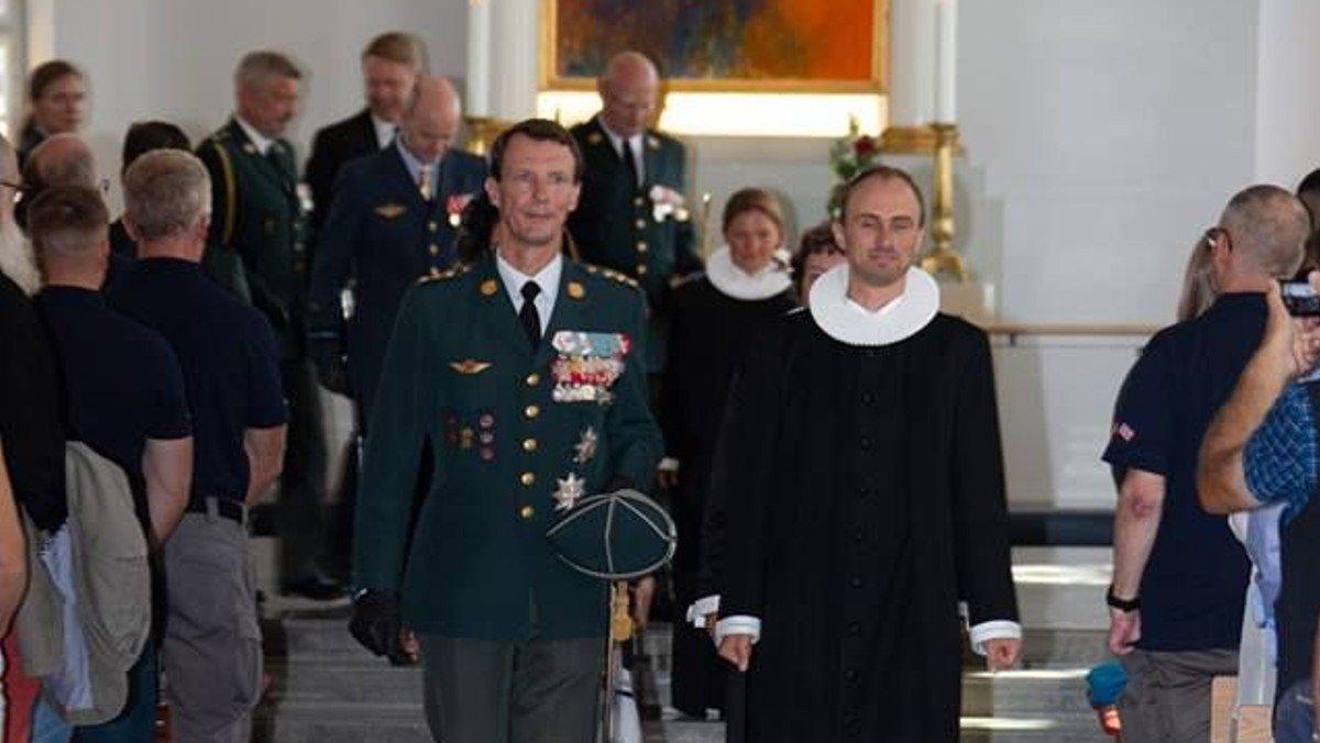 Prædiken ved flagdagen for danske veteraner