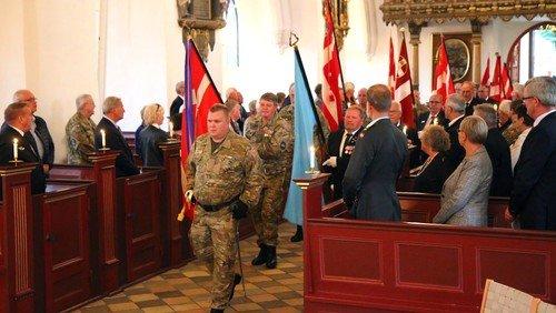 Veteraner i kirken