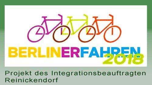 Fahrraddemo gegen Rassismus