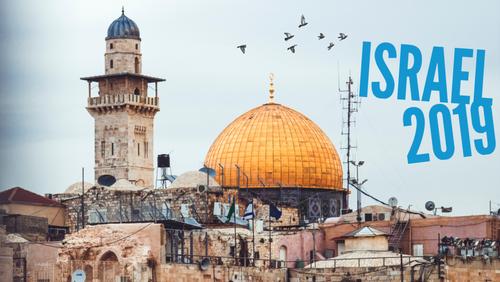 Mit der Gemeinde unterwegs: Im Juni/Juli 2019 nach Israel!