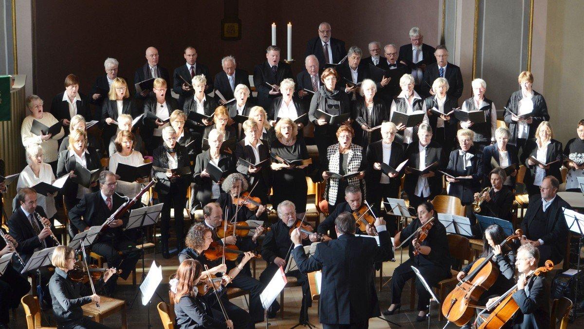"""Klangvolle Aufführung von Telemanns """"Donnerode"""""""