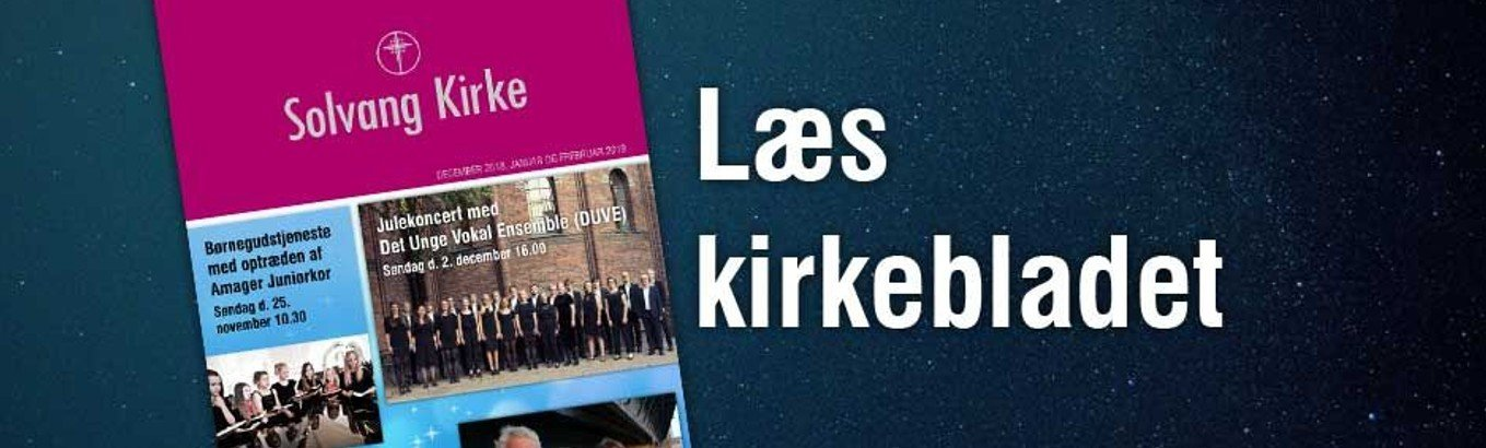 Kirkeblad december 2018 til februar 2019