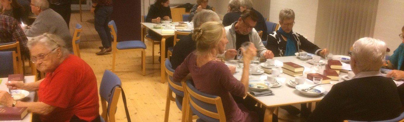 Kettrup-Gøttrup: FOKUS på de kirkelige ritualer over fire aftener