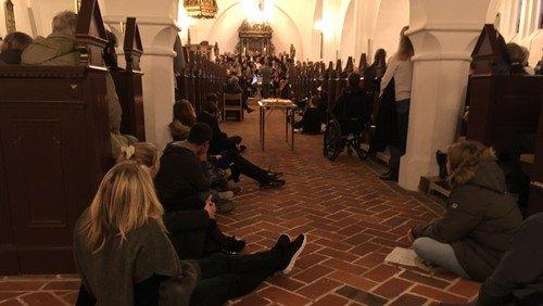 Mozarts Requiem - Allehelgensmusikgudstjeneste Sct. Catharinæ Kirke
