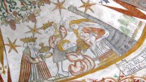 Hellig Tre Konger fejret ved gudstjenesten d. 5. januar