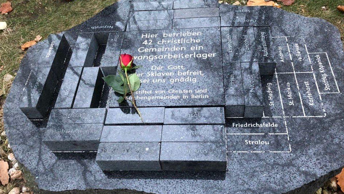 """""""Erinnern und Gedenken"""" - Predigt zum Volkstrauertag 2018"""
