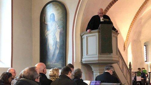 20 Jahre Kirchenkreis Neukölln - Festpredigt von Martin-Michael-Passauer