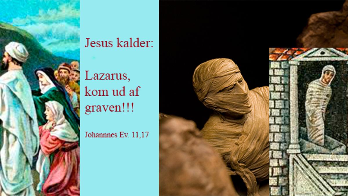 Lazarus' lørdag