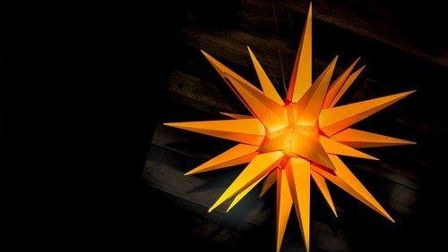 Der größte Stern aus Herrnhut!
