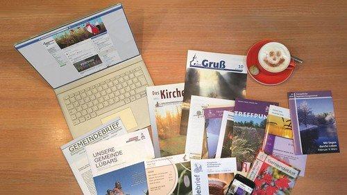 Kirche im digitalen Wandel - ein Blick auf die Öffentlichkeitsarbeit