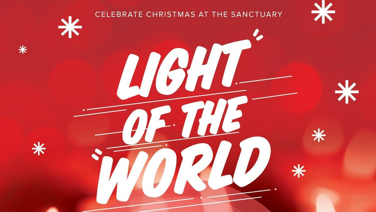 Celebrate Christmas At The Sanctuary