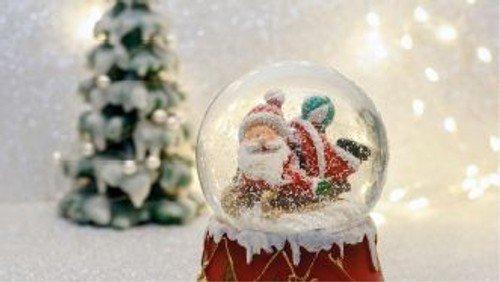 Ohne dich ist Weihnachten doof