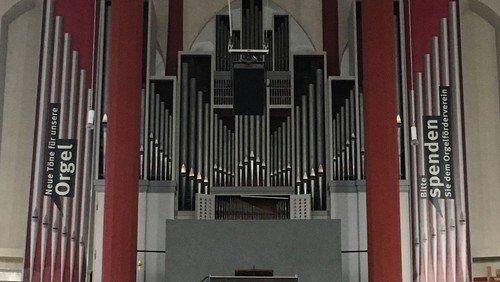 Das Orgel-Projekt in Kürze