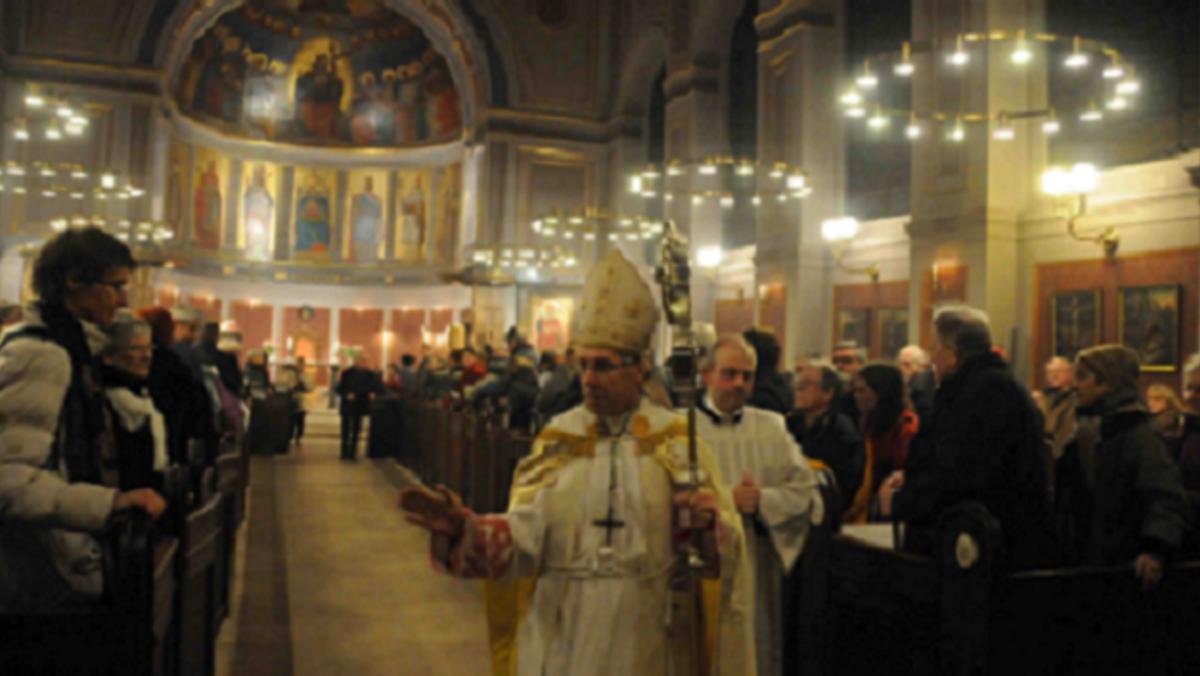 Fælleskirkelig kirkevandring 20. januar