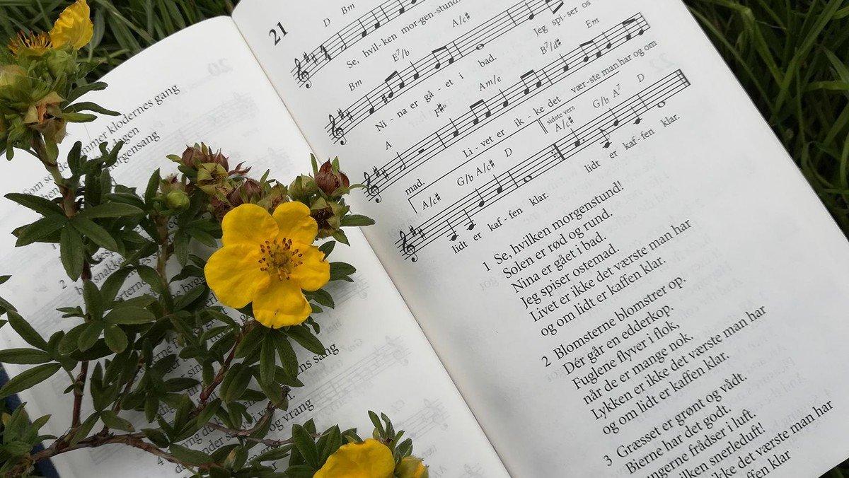 Sangaften i Herstedøster