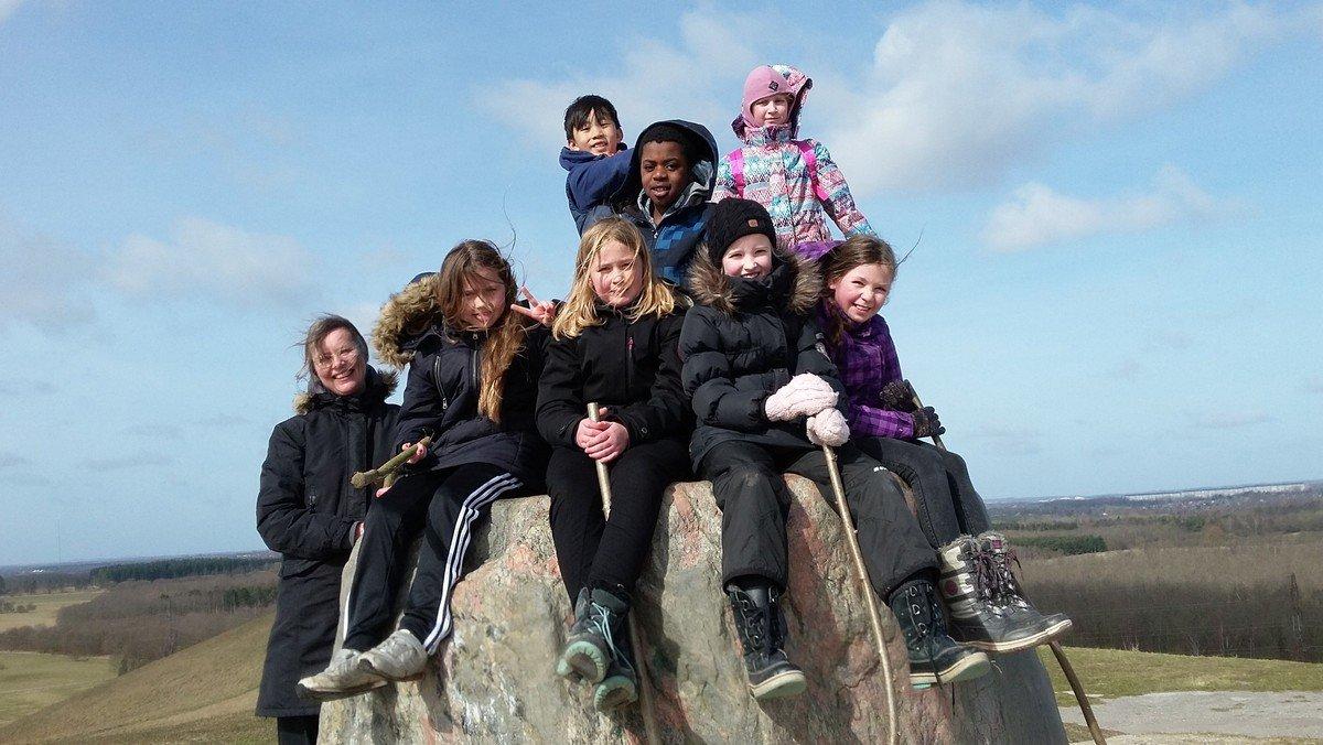 Til alle 3. og 4. klasser: bliv minikonfirmand i vinterferien