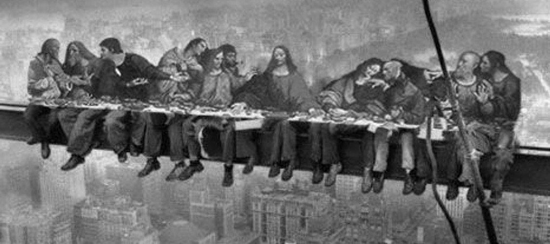 Gudstjenesten er et måltid