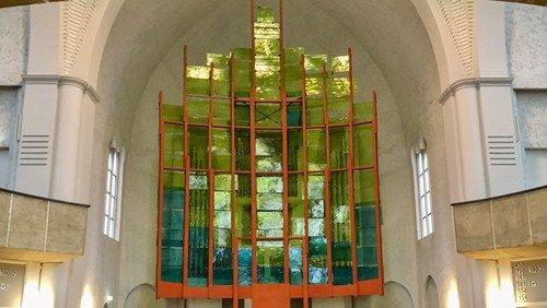 Ausstellung von Hap Grieshaber in der Genezarethkirche