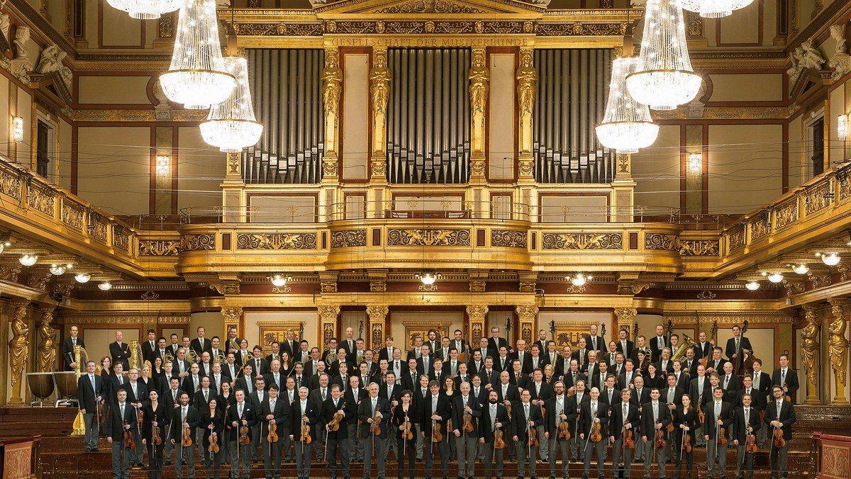 Wiener Philharmoniker Mit Christian Thielemann Im Berliner Dom