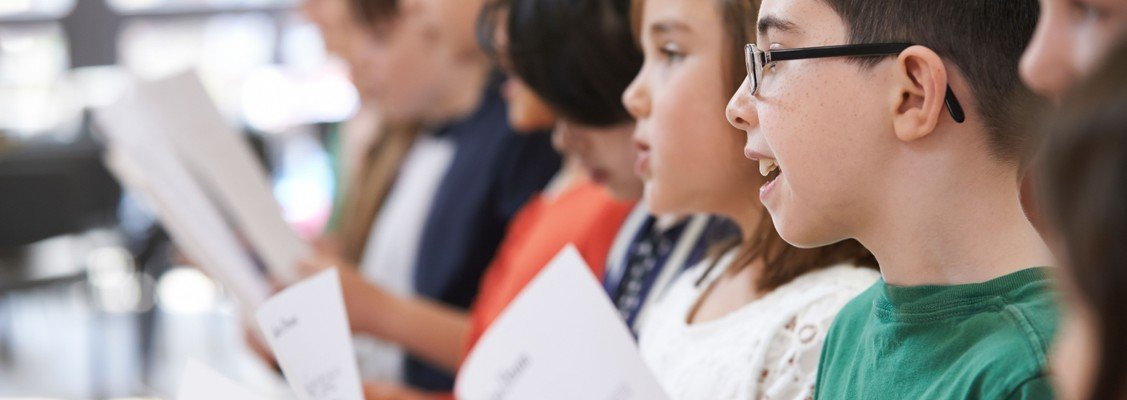 Jersie Kirkes Juniorkor tager nu imod nye medlemmer