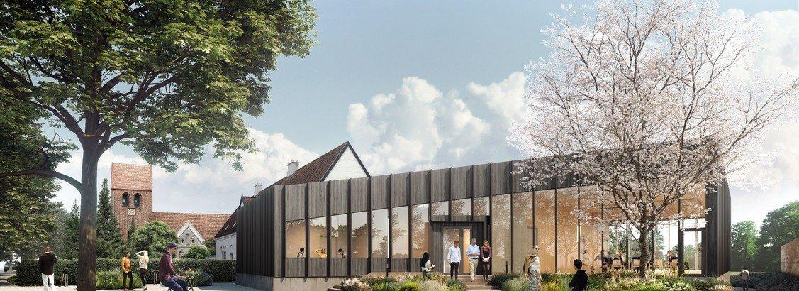 Navnekonkurrence om Brønshøj Kirkes nye bygning