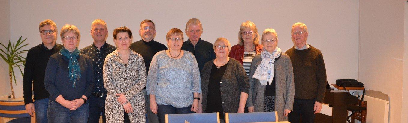 Kettrup-Gøttrup: Ny i menighedsrådet