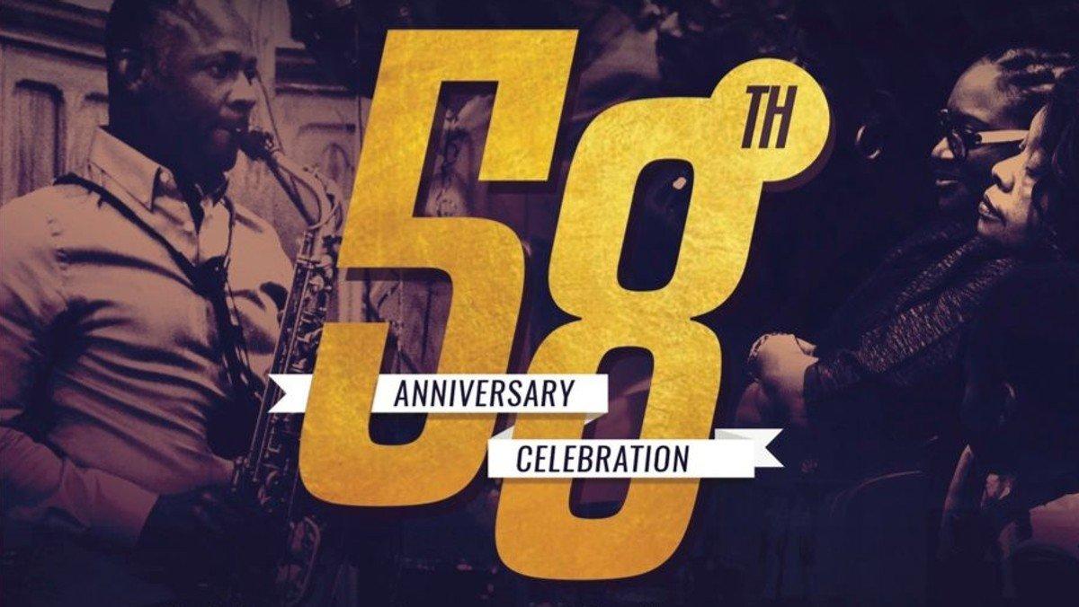 58th Anniversary Celebration
