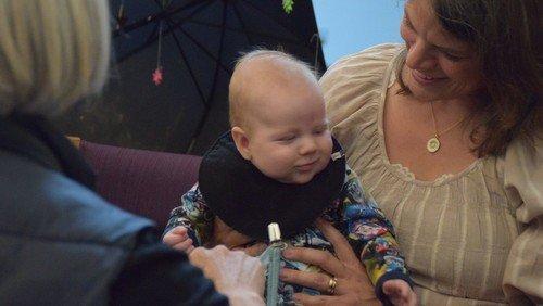 Tilmelding til Babysalmesang