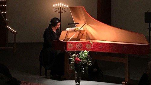 Zauberhaftes Cembalo – oder: je später die Gäste…
