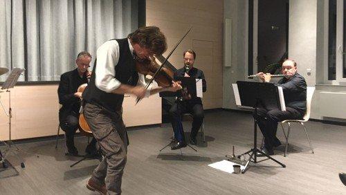 Wunderbares Amalfi-Konzert im gut besuchten Gemeindezentrum Haspe