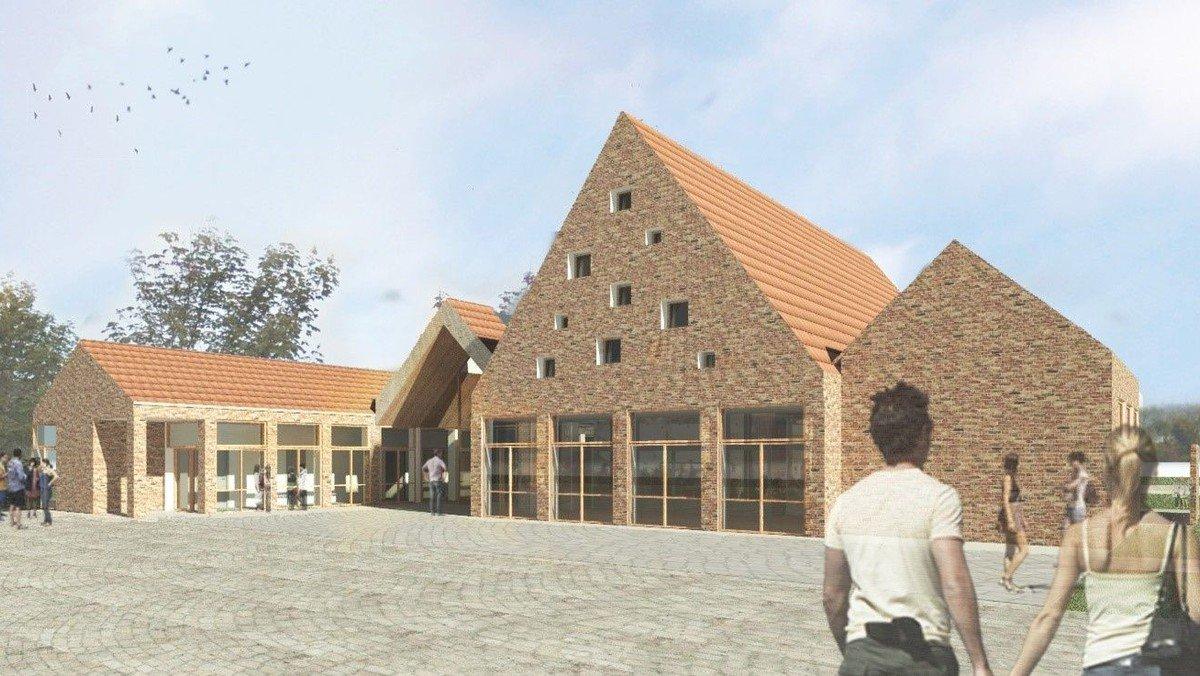 Ny sognegård i Sct. Olai