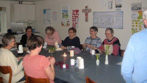 HUSET – sognets dagligstue i Kettrup-Gøttrup