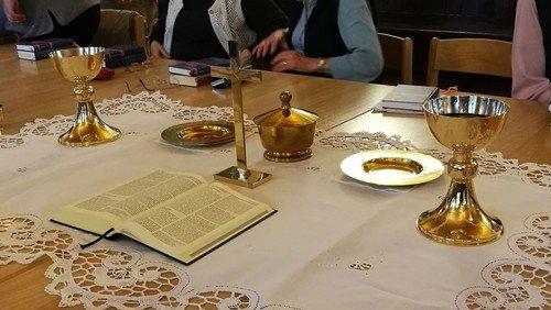 Erklärung der Kreissynode zum Abendmahl