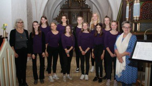 Forårskoncert 27. marts 2019 i Sct. Hans Kirke