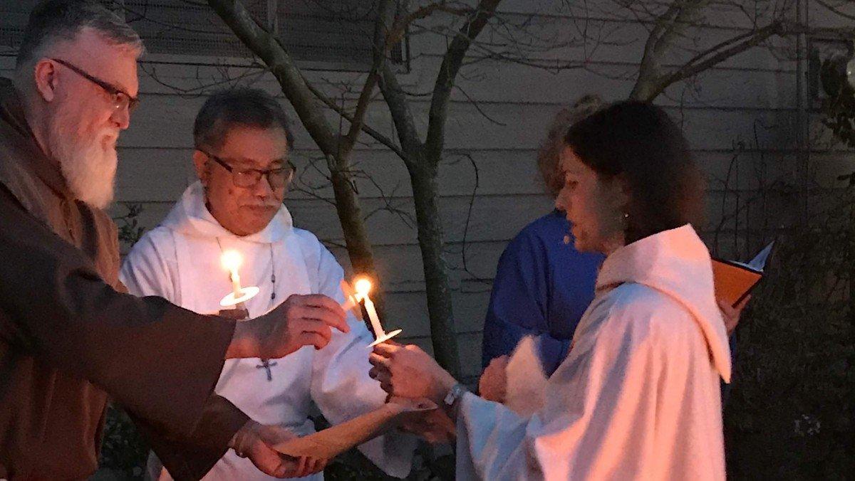 Holy Week at St. John's
