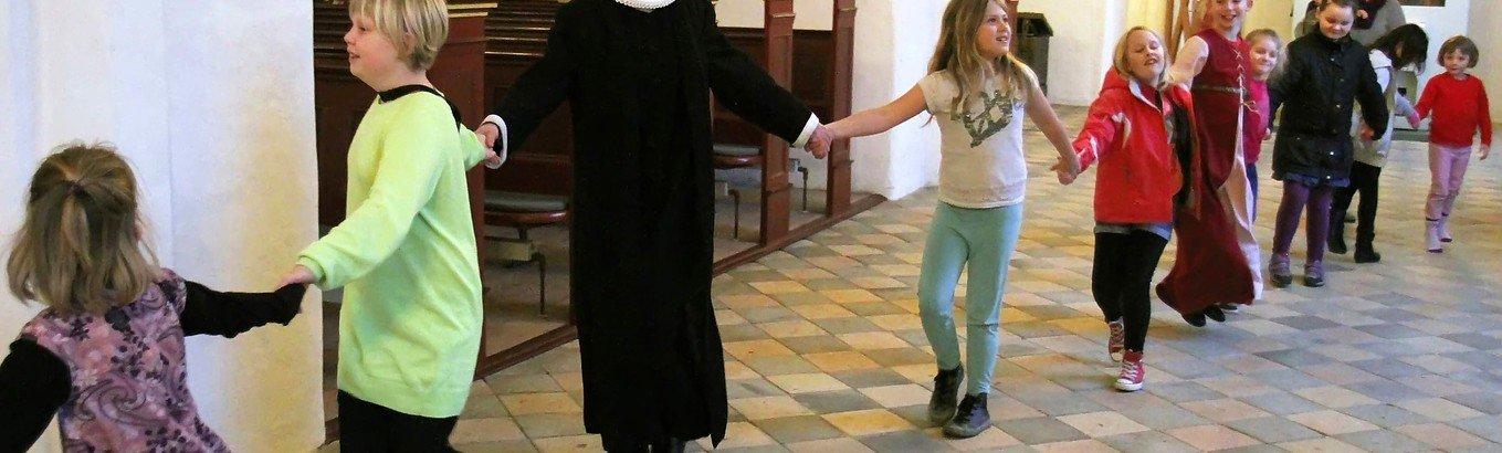 To nye præster til sognet