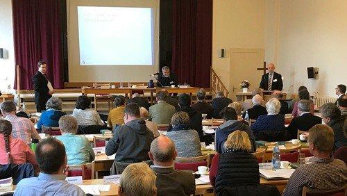 Einladung zur Kreissynode in Oschersleben