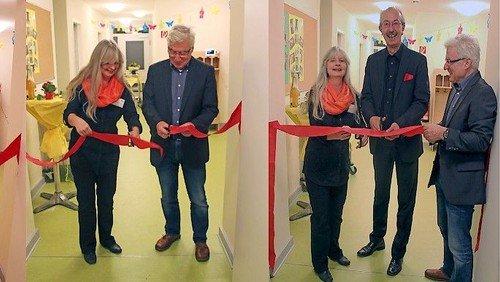 Wenn eine Vision Wirklichkeit wird: Die Kindertagesstätte eröffnet ihre neuen Räume